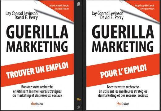 Guerilla Marketing Emploi