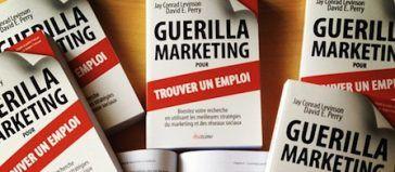 Candidats : Guerilla marketing pour trouver un emploi