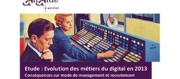 Evolution des métiers du Digital