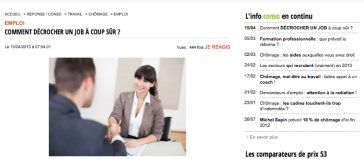 Comment décrocher un Job