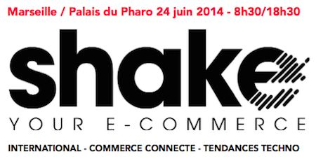 SHAKE your e-commerce