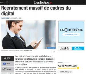 recrutement massif digital les echos
