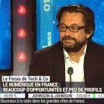 métiers du numérique en France
