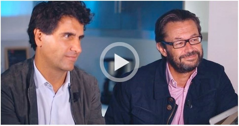 Jacques Froissant et Gaël Duval sont invité au Débrief de la semaine de Frenchweb