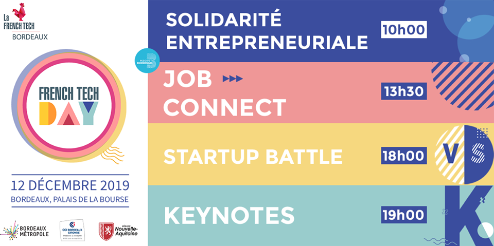 Programme French Tech Day 2019